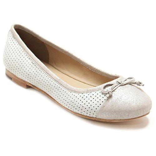 Marc Gris Mujer Bea Shoes Bailarinas qwTUq