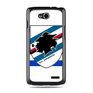 LG L90 Phone Funda,Hard Plastic Funda,Football Culb Phone Funda,Sampdoria Phone Funda