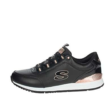 Skechers Performance Womens Sunlite - Delightfully OG Black Size: 9