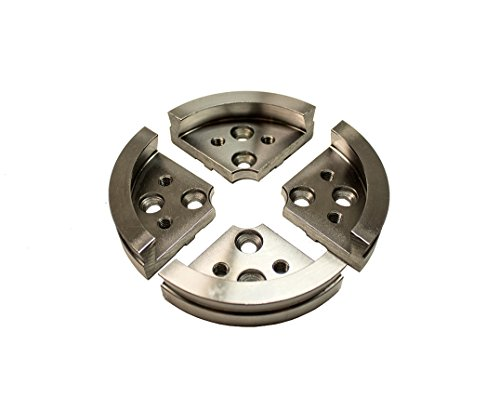 - NOVA JS100N 100mm Chuck Accessory Jaw Set
