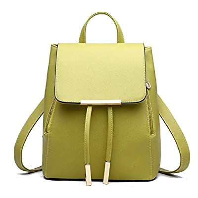 durable modeling KARRESLY Casual Purse Fashion School Leather Backpack Shoulder Bag Mini Backpack For Women & Girls