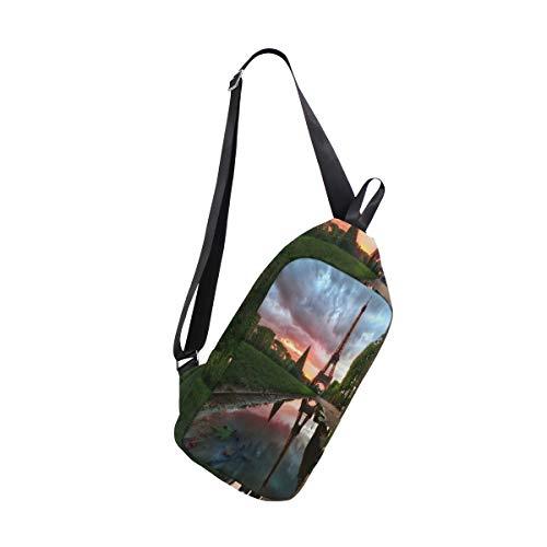 Sling Bag Full HD Wallpaper Womens Chest Shoulder Backpacks Crossbody Multipurpose Daypack