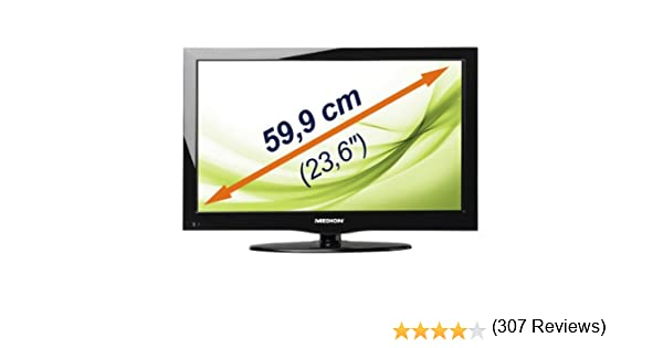 MEDION 30012780 - Televisor LCD Full HD 23.6 pulgadas: Amazon.es: Electrónica