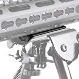 GHHJX Bipod Adapter for Keymod Rail System