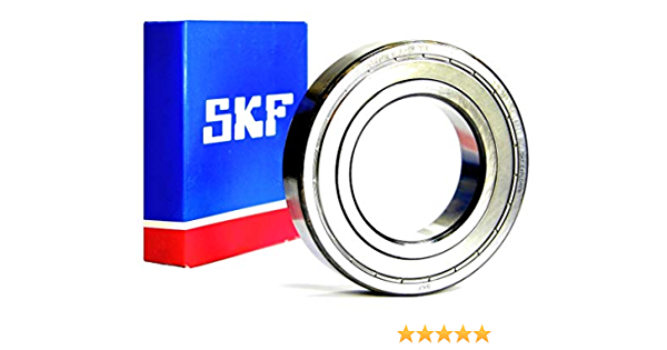 Rodamiento de bolas radiales de ranura profunda SKF 6206//C3