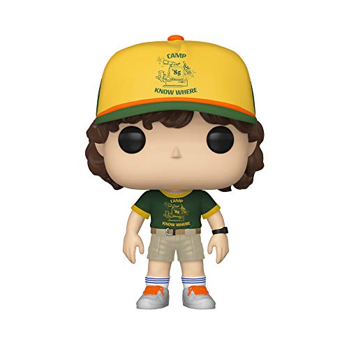 Pop! Vinilo Stranger Things Dustin (At Camp)