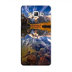 Cover It Up - Mirror Lake Galaxy A5 Hard Case