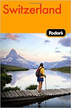 Book Fodor's Switzerland