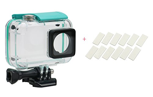 UPC 702756110834, Lcrystal Underwater Protective Diving Housing Case for YI 4K Action Camera (US Edition) - Green