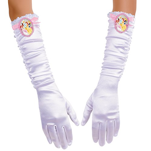 Princess Full Length Gloves,No -