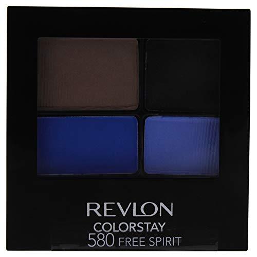 Free Spirit Pack - Revlon Colorstay 16 Hour Eye Shadow - # 580 Free Spirit By Revlon for Women - 0.16 Oz Eye Shadow, 0.16 Oz