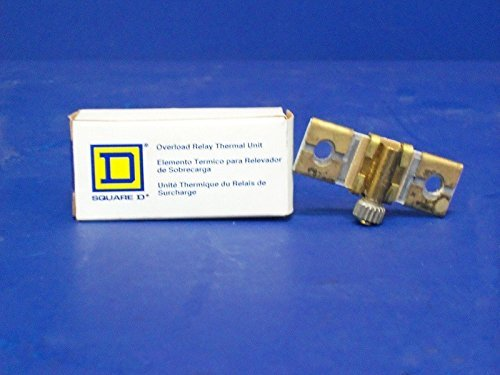 New Square D Thermal Overload Heater Element Unit B15.5 or B-15.5 by Square (Thermal Unit)