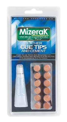 Mizerak Cue Tips and Cement