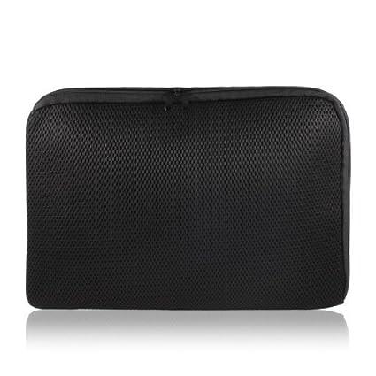 eDealMax 15 15,4 15,6 acoplamiento Negro caja del cuaderno del bolso de