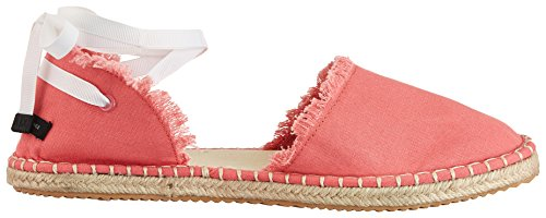 Soft Canvas Armani Exchange Exchange X Espadrilles Espadrilles Canvas Womens Exchange Coral Armani Armani A vn67wqx5