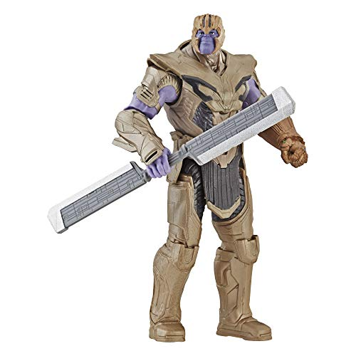 Avengers Marvel Endgame Warrior Thanos Deluxe Figure