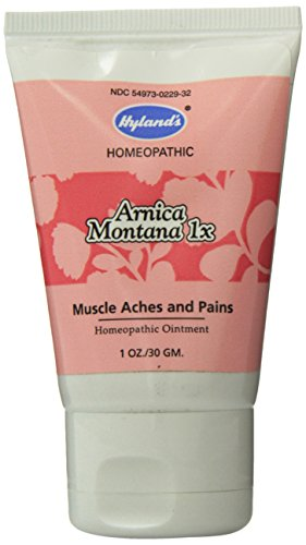 Hylands Montana Ointment Natural Homeopathic