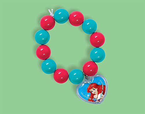 - Amscan Disney Ariel Beaded Bracelet | Party Favor