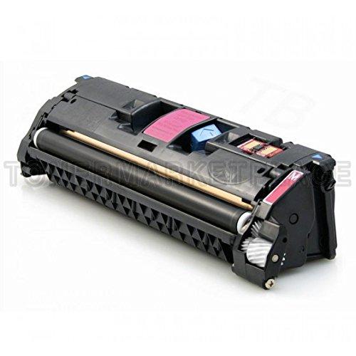 C9703a Compatible Magenta Laser - INKUTEN © Compatible Magenta Laser Toner Cartridge for Hewlett Packard (HP) C9703A / 121A