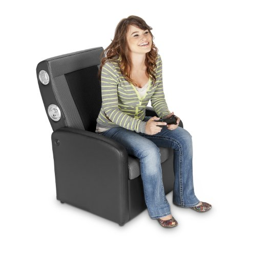 Amazon.com: X Rocker 0711701 Triple Flip Storage Ottoman Sound Chair:  Sports & Outdoors - Amazon.com: X Rocker 0711701 Triple Flip Storage Ottoman Sound