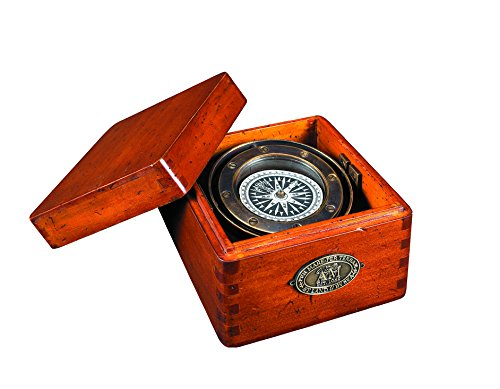 Ben&Jonah Park Avenue Collection Lifeboat Compass