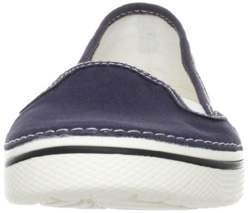 Crocs tr On Slip Femme Mocassins Canvas Hover Bleu 66 b3 RnqROwrvf