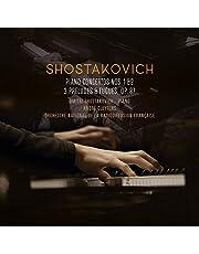 Piano Concertos 1 & 2 / 3 Preludes & Fueges Op 87 (Vinyl)