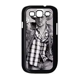 EVA Jason Aldean Samsung Galaxy S3 I9300 Case,Snap-On Protector Hard Cover for Galaxy S3