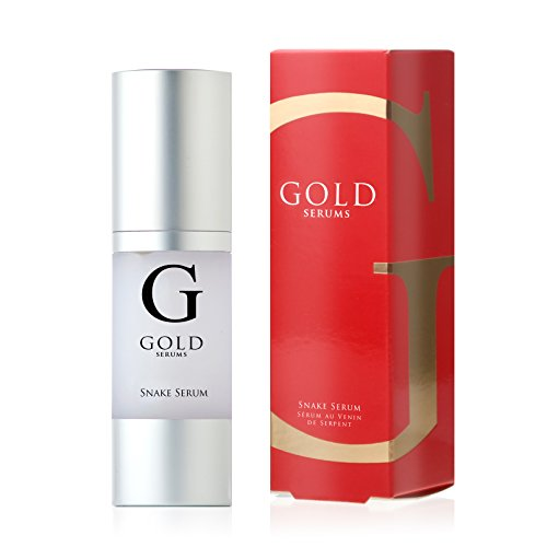 Gold Serums Snake Serum, 50 Gram