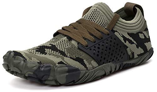 WHITIN Men's Cross-Trainer | Barefoot & Minimalist Shoe | Zero Drop Sole | Wide Toe Box