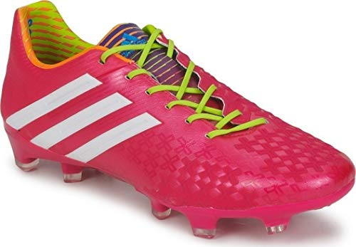 RX FG Soccer Shoes Berry/White/Slime Youth Size 5 ()