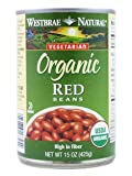 Westbrae Natural: Organic Red Beans (7 x 15 oz)