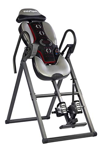 Innova ITM5900 Advanced Heat and Massage Inversion Therapy Table (Best Inversion Table For Lower Back Pain)