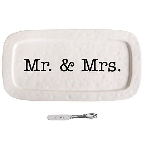 Mud Pie Wedding Hostess White