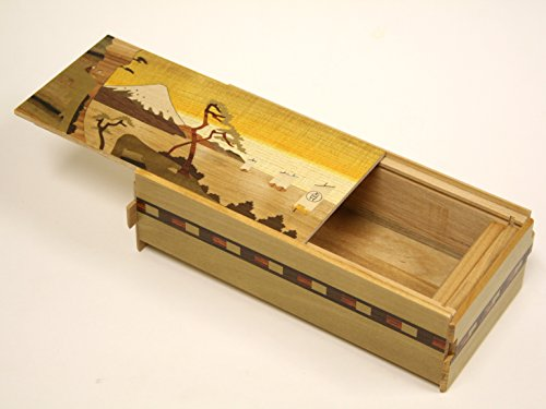 Japanese Puzzle Box 7steps Yui -