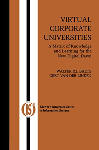Virtual Matrix Software - Virtual Corporate Universities: A Matrix of Knowledge and Learning for the New Digital Dawn (Integrated Series in Information Systems Book 2)