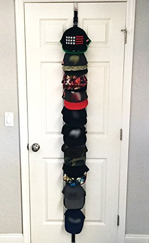 over door hat rack - 4