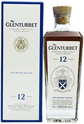 Glenturret - Highland Single Malt Scotch - 12 year old Whisky