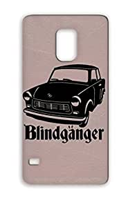 Dud VEB Dud Cold Wall Trabant Communist Blindganger Berlin Vehicles German Cars Germany Purple Case For Sumsang Galaxy S5