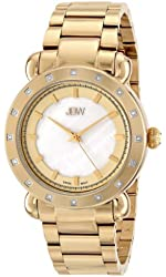 JBW Women's Japanese Quartz Bracelet Watch