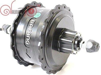 8Fun 48/V 750/W 8/Fun//Bafang brushless orientata DC cassette fat tire motore del mozzo ruota posteriore Forcellino larghezza 190/MM
