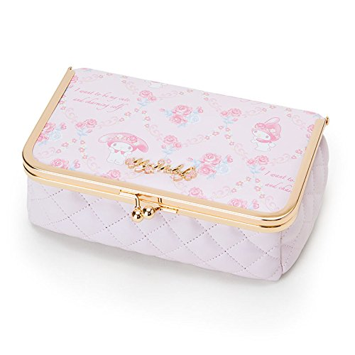 Sanrio My Melody Coin makeup pouch From Japan New (Asian Costume Eye Makeup)