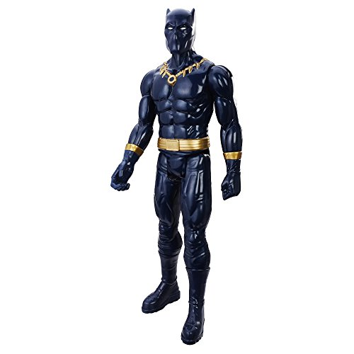 with Black Panther Action Figures design