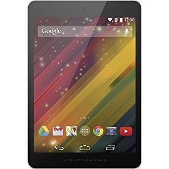 HP 10 G2 2301 – 10.1″ Android 5.0 Lollipop Tablet – 1GB RAM, 16GB eMMC, WiFi, Bluetooth (Certified Refurbished)