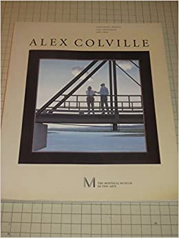 Book Alex Colville: Paintings, Prints and Processes