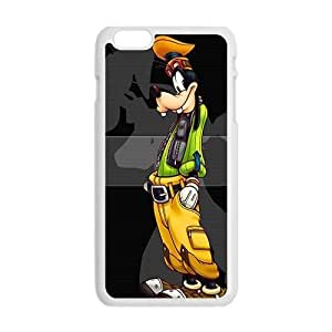 Warm-Dog Goofy Case Cover For iPhone 6 Plus Case