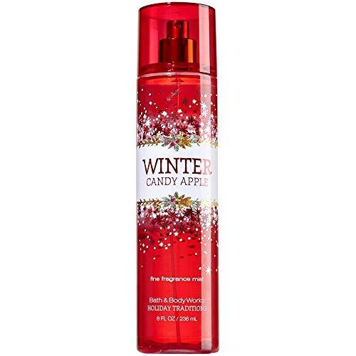 Bath and Body Works Fine Fragrance Mist Winter Candy Apple, 8.0 Fl Oz (Winter Candy Body Spray)