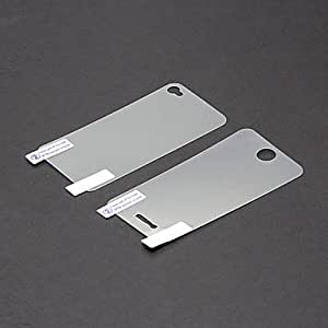 M.M Professional HD Film Guard Set with Cleaning Cloth for iPhone 4/4S