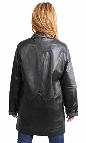 Parka Blouson Goods Noir Femme A1 Fashion nOBpxH6