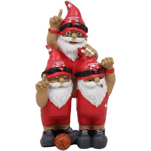 Team Celebration Gnomes (NBA Chicago Bulls Team Celebration Gnomes)